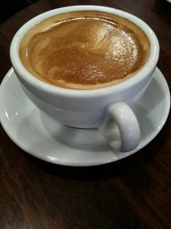 Barrow-in-Furness, UK : Great tasting Coffee