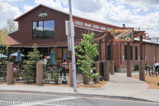 Lumberyard Brewery And Grill Flagstaff Az Picture Of