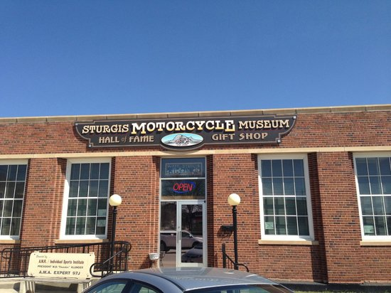 Sturgis, SD: The Motorcycle Museum