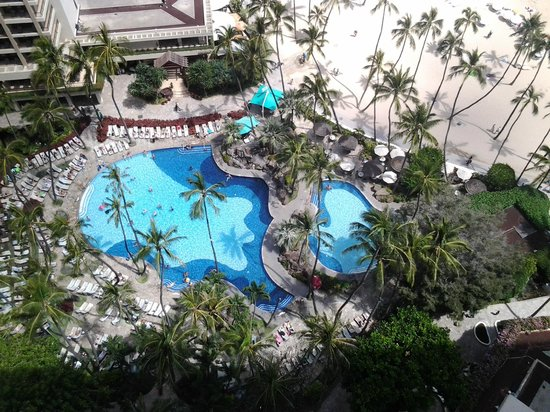 Hilton Hawaiian Village Waikiki Beach Resort: Pool
