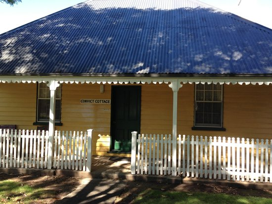 Shoalhaven, Australia: Convicts Cottage