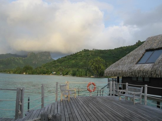 Hilton Moorea Lagoon Resort & Spa: bungalow 73
