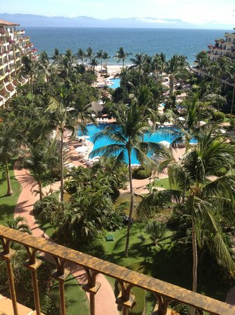 Velas Vallarta: VIEW FROM ROOM