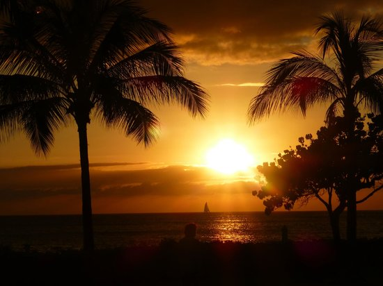 JW Marriott Ihilani Resort and Spa: sunset
