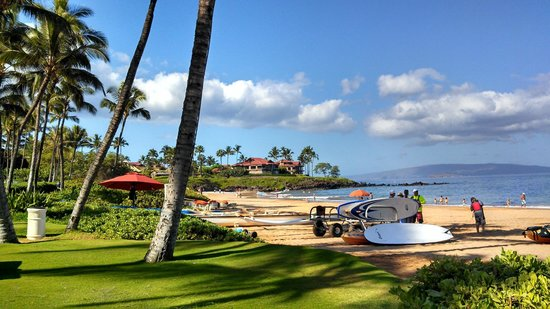 Grand Wailea - A Waldorf Astoria Resort: Beach