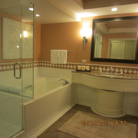 Grand Wailea - A Waldorf Astoria Resort: Large bath