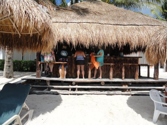 Sunscape Sabor Cozumel: we loved this bar!