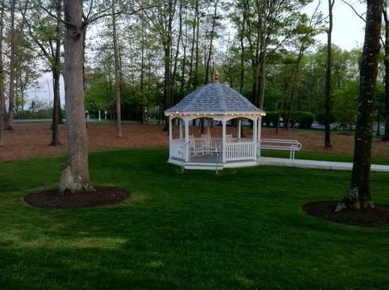 Absecon, NJ: Gazebo