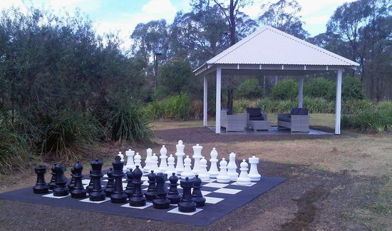 Spicers Vineyards Estate: Games area