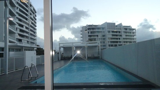 Mandurah, Australia: swimming pool