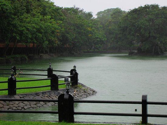 Vivanta by Taj - Kumarakom: Opening view