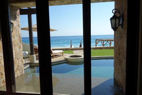 Capella Pedregal: View from Casitas