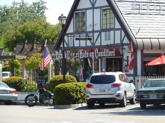 Solvang, CA: Birkholms. The once mighty is back!