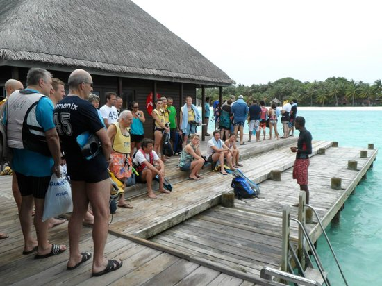 Club Med Kani: Snorkeling Briefing