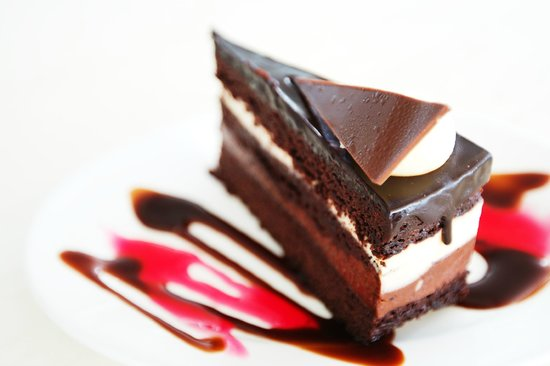 Currumbin, Australia: Chocolate Dianne Cake available from our Cafe