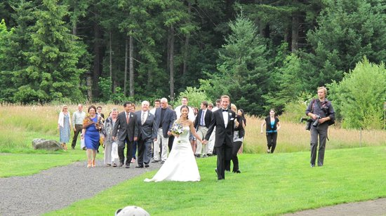 Skamania Lodge: Ideal for special occasions
