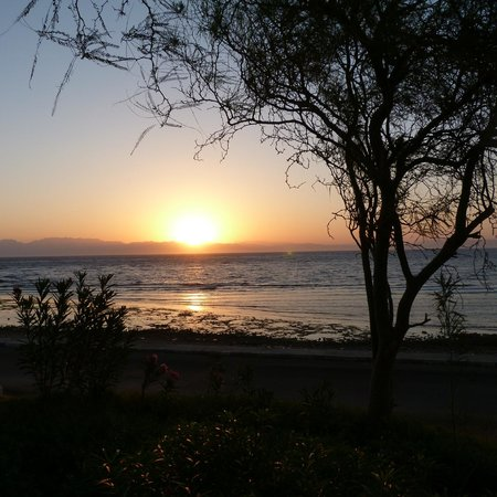 Dahab Paradise: view from the room