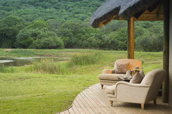 Phinda Private Game Reserve, Sudáfrica: andBeyond Phinda Zuka Lodge