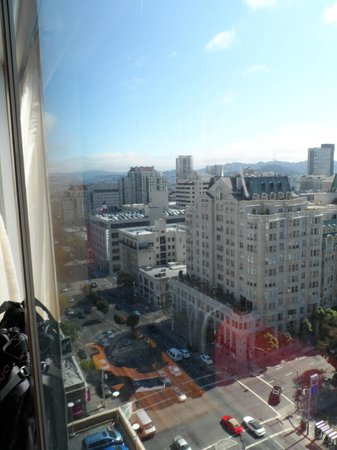 Holiday Inn San Francisco Golden Gateway: vue de la chambre