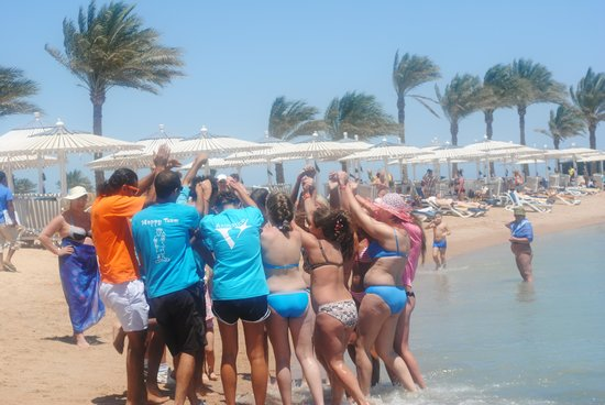 Hilton Hurghada Resort: аниматоры