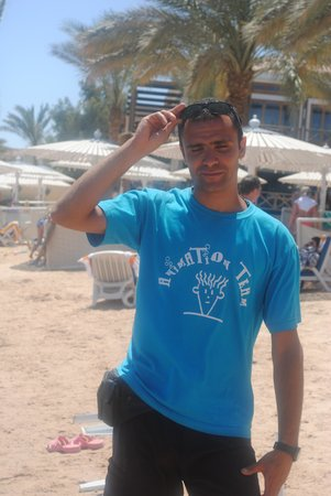 Hilton Hurghada Resort: Сизер