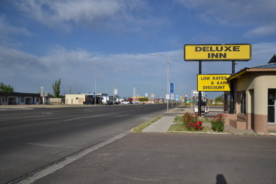 Fort Stockton, Техас: The deluxe stay you can find here