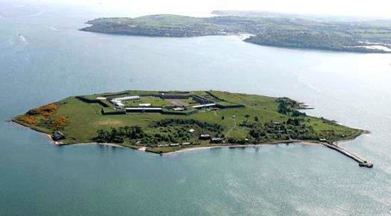 Cobh, İrlanda: Spike Island, Cork Harbour, day trips available