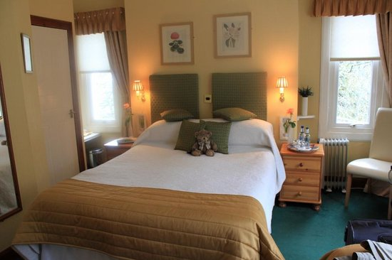 Spean Bridge, UK: Our room