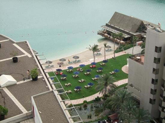 Beach Rotana - Abu Dhabi : Add a caption