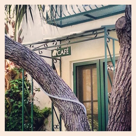 Grayton Beach, FL: cafe