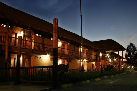 Hoteles en Francistown