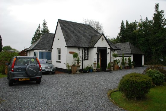 Luss, UK: The Main House