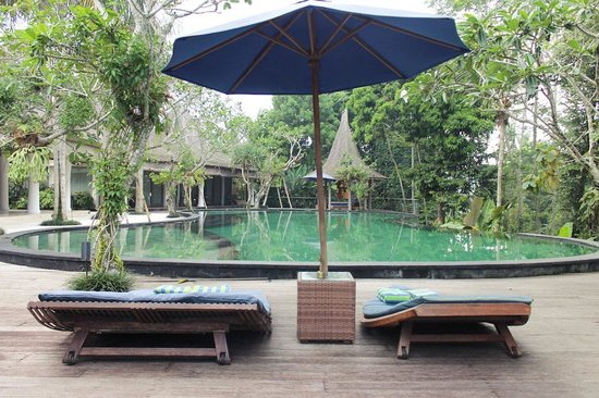 Pandawas Villas: Beauitful swimming pool