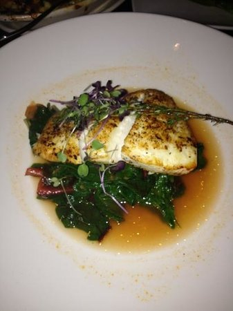 Red Bank, NJ: Halibut special