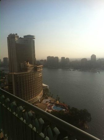 Four Seasons Hotel Cairo at Nile Plaza照片