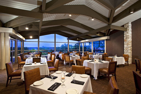 Lakeway Resort and Spa: Masterson's Steakhouse