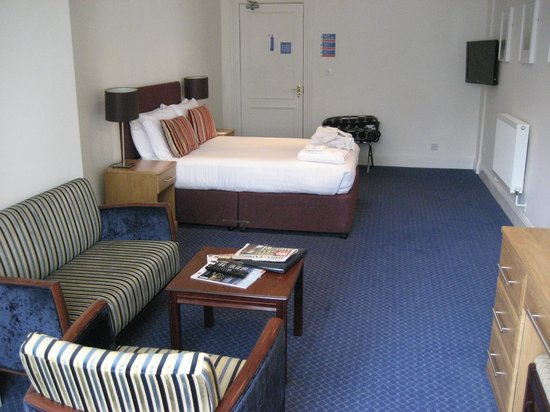 The Hermitage Hotel Bournemouth: My room - 113