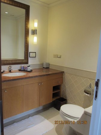 Mayfair, Bangkok - Marriott Executive Apartments: Bathroom