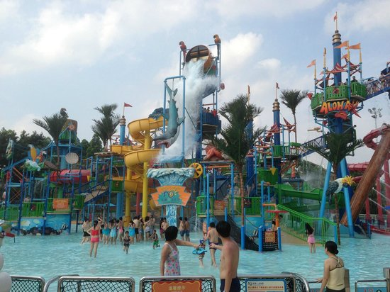 Chimelong Hotel : Water park