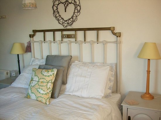 Shaftesbury, UK: Double room