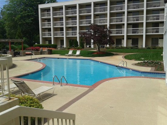 College Park, Georgien: Outdoor pool
