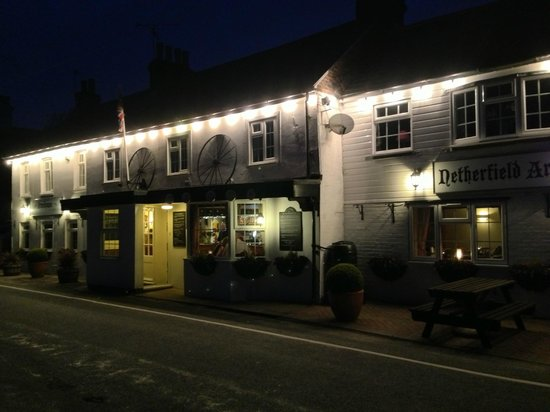 Battle, UK: The Netherfield Arms