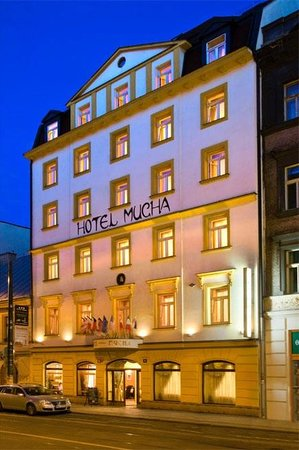 Photo of Hotel Mucha Prague
