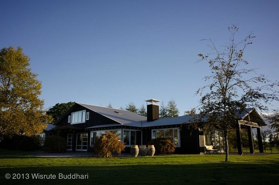 Hamilton, New Zealand: Blackwood House