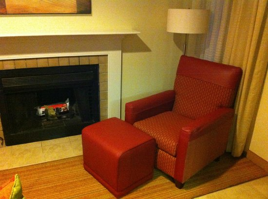 Residence Inn Raleigh: Chair