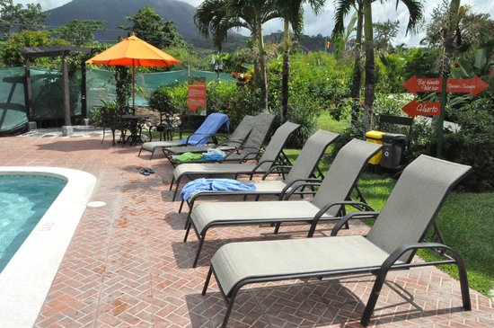 Arenal Springs Resort and Spa: Piscina termal