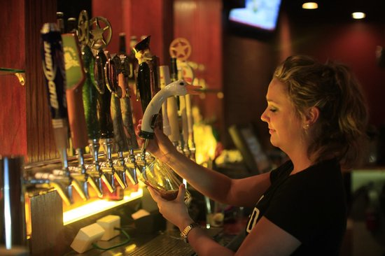 Staunton, VA: Plenty of Craft Beers on tap!
