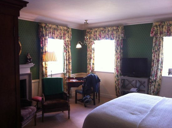 Gullane, UK: Chambre