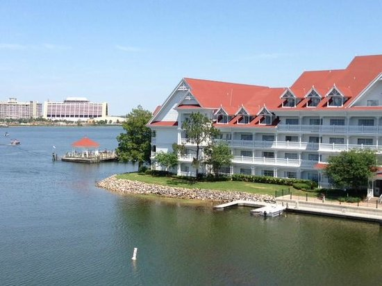 Disney's Grand Floridian Resort and Spa: Grand Floridian Room View