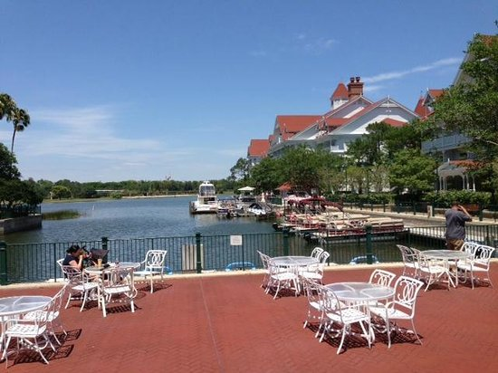 Disney's Grand Floridian Resort and Spa: Grand Floridian Marina
